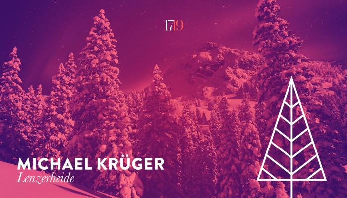 Michael Krüger: Lenzerheide