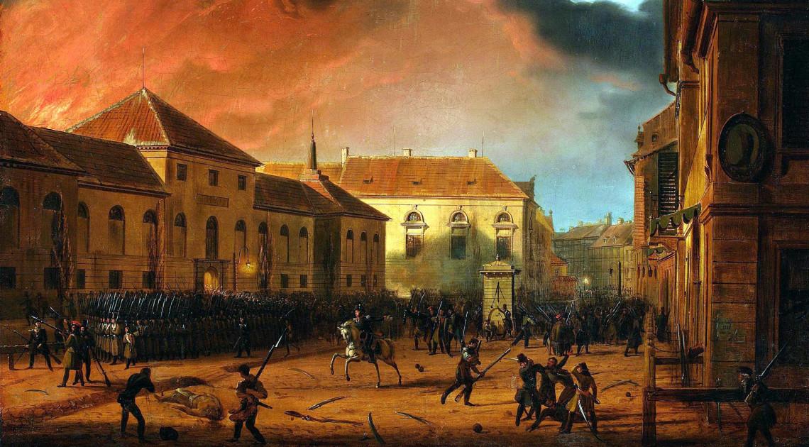 Kinek mit mond a Kreml és Praga? (Egy Puskin-versről)