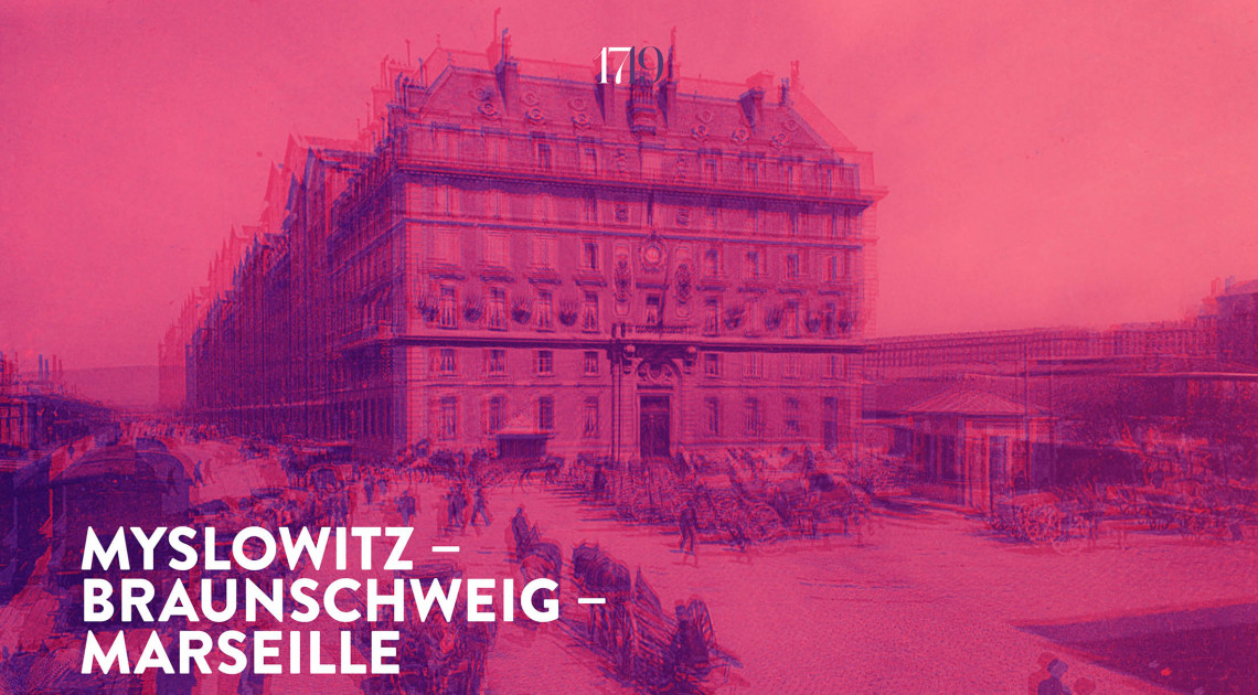 Walter Benjamin: Myslowitz – Braunschweig – Marseille. Egy hasismámor története
