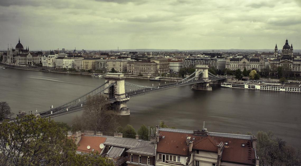 Ondjaki: Budapest