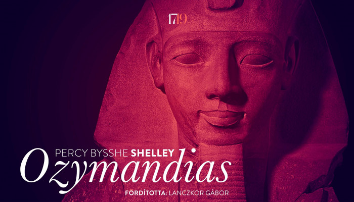 Percy Bysshe Shelley: Ozymandias