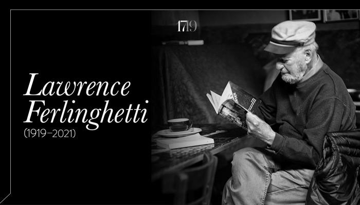 Lawrence Ferlinghetti (1919-2021)