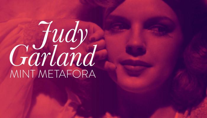 Teplán Ágnes: Judy Garland mint metafora