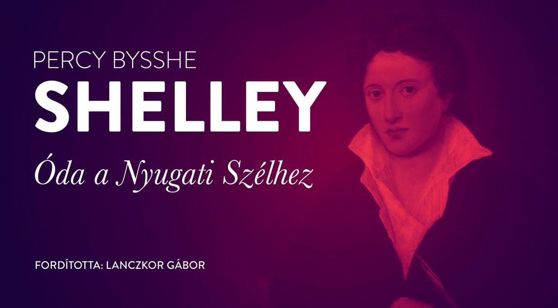 Percy Bysshe Shelley: Óda a Nyugati Szélhez
