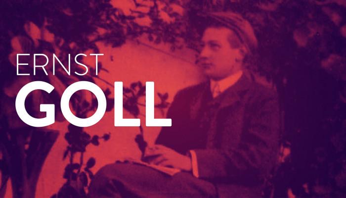 Ernst Goll, az ismeretlen stájer költő – egy műfordítóprojekt margójára