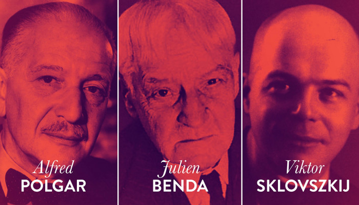 Walter Benjamin: Három könyv
