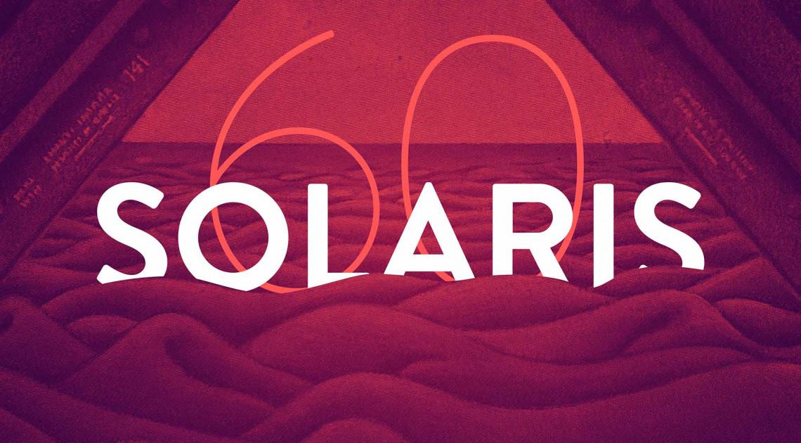 Vakon a csillagfényben – Lem 100, Solaris 60
