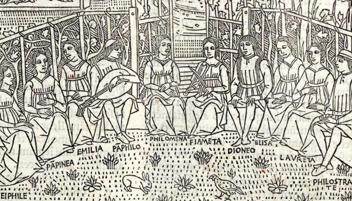Giovanni Boccaccio: Dekameron (részlet)