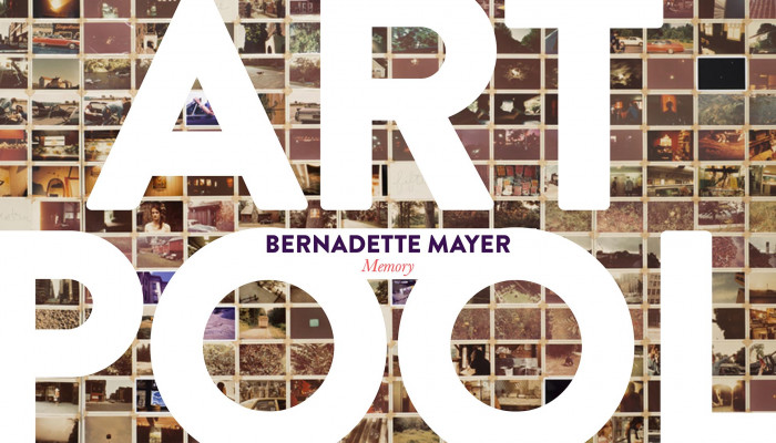 1971 júliusa New Yorkban (Bernadette Mayer: Memory)