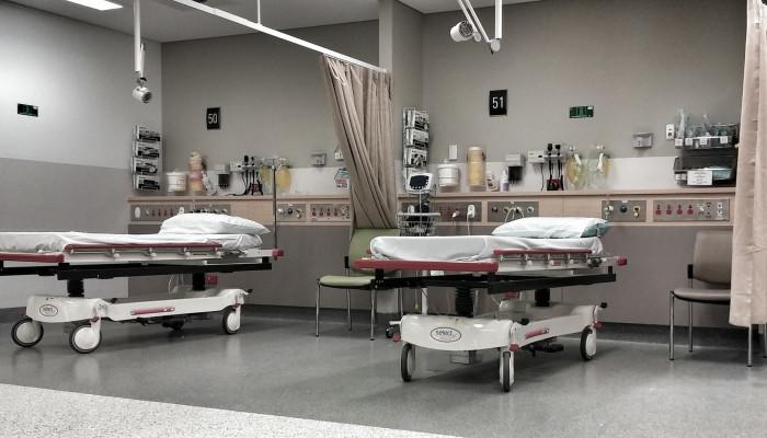 Költő a kórházban