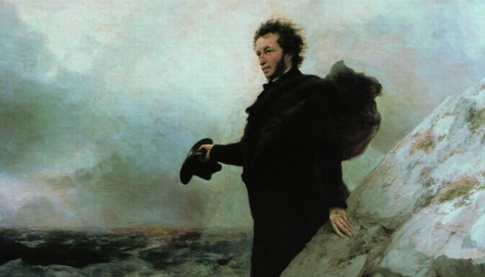 Alekszandr Szergejevics Puskin Téli utazás című versének fordításához