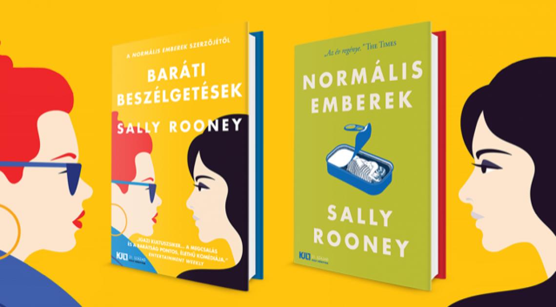 A hétköznapiság prózája – Sally Rooney regényeiről