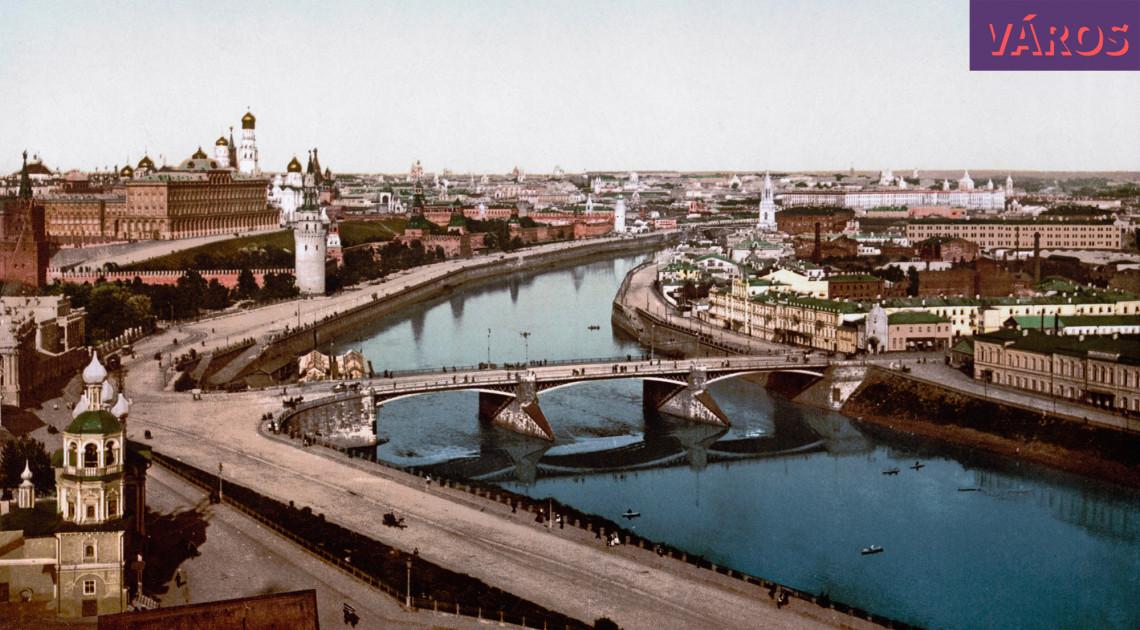 Walter Benjamin: Moszkvai napló