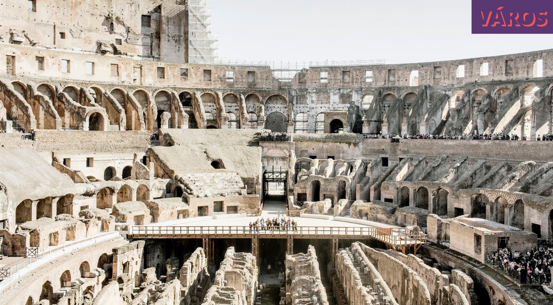 Adam Zagajewski: Római város a provincián