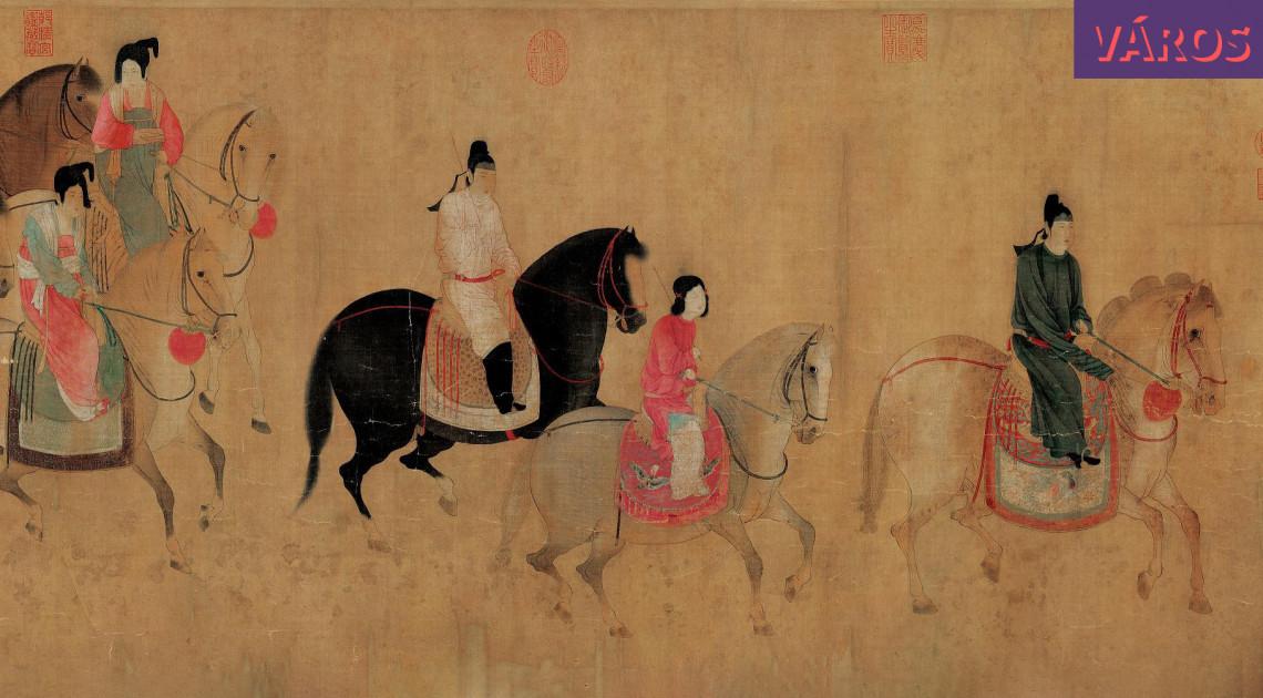Wei Zhuang: Egy Qin-beli úrhölgy panasza (részlet)