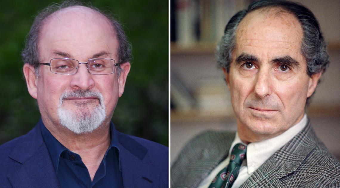 Salman Rushdie: Hogyan vált Philip Roth politikai prófétává (II. rész)
