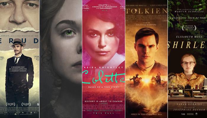 5 remek életrajzi film írókról az elmúlt évekből