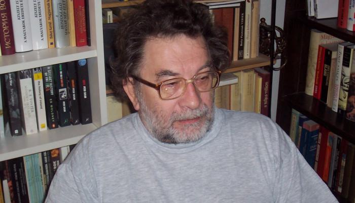 """""""Egyik lába már a modernizmusban volt"""" (Interjú Gy. Horváth Lászlóval)"""