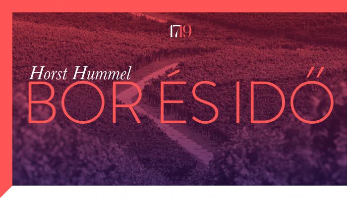 Horst Hummel: Bor és idő