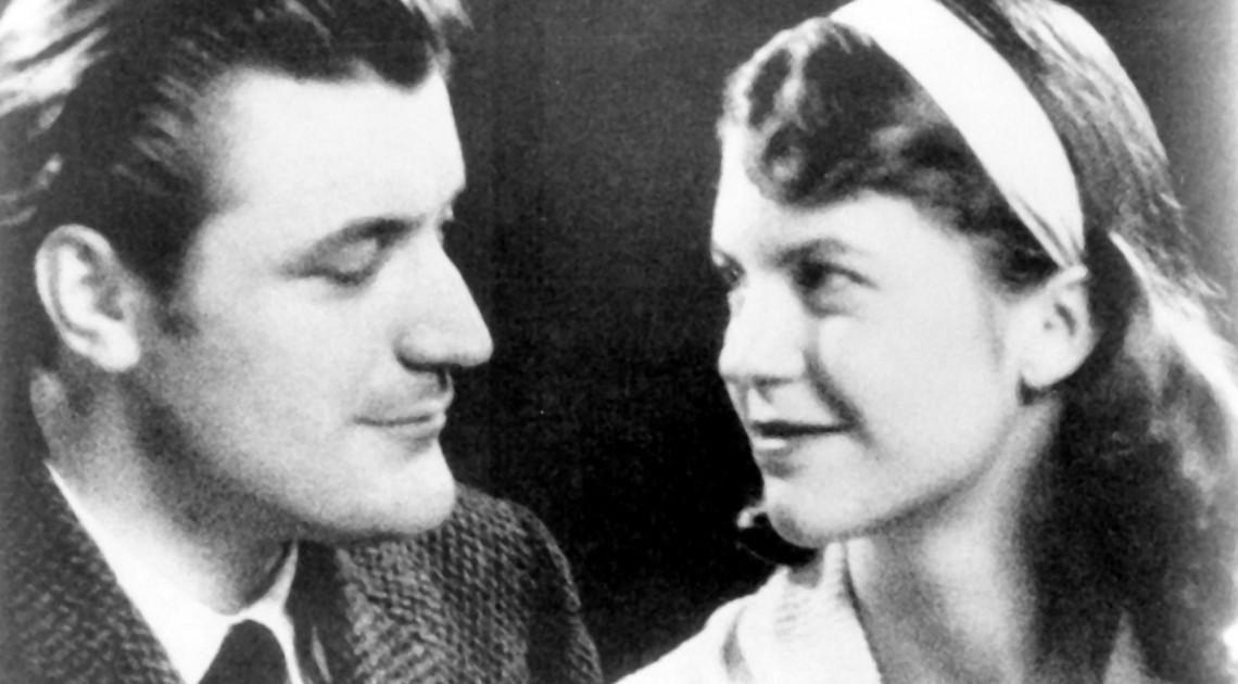 Juana Adcock: Interjú Ted Hughes quiff frizurájával és Sylvia Plath fejkendőjével