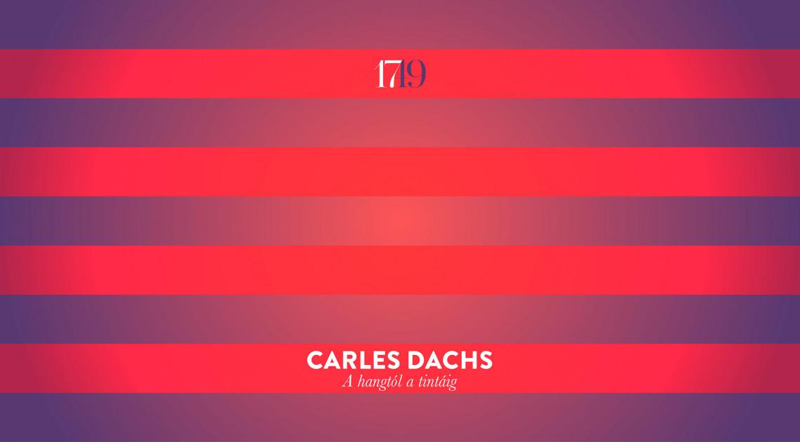 Carles Dachs: A hangtól a tintáig (A huszonegyedik századi katalán költészetről)