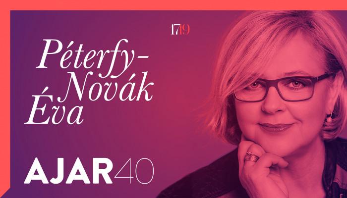 Péterfy-Novák Éva: Ajar 40