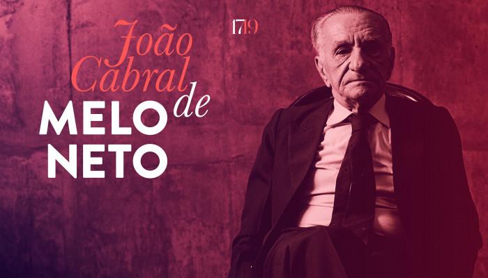 João Cabral de Melo Neto versei elé
