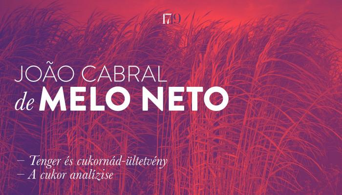 João Cabral de Melo Neto két verse