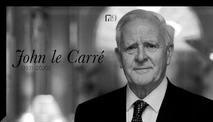 John le Carré (1931–2020)